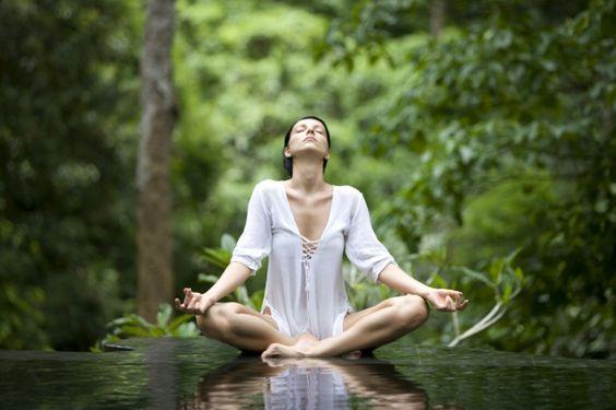 meditation lernen wald see