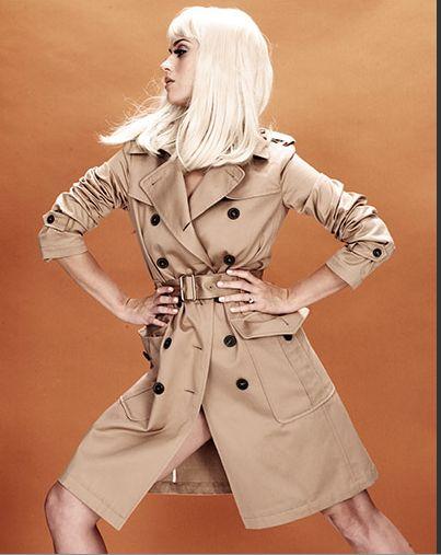 Blonde Katy!