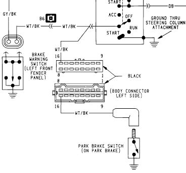 jeep wrangler ignition switch wiring diagram jeep 1988 jeep wrangler ignition switch wiring diagram jodebal com