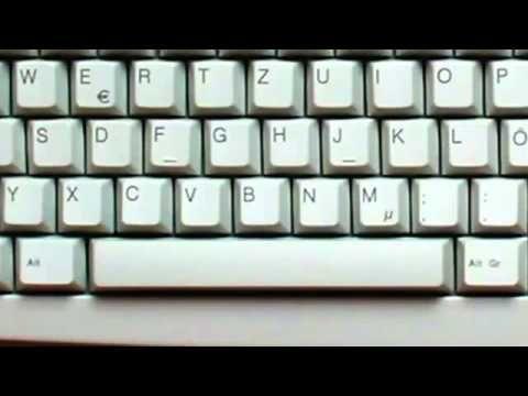 El Teclado Y Sus Partes Teclado Del Computador Teclado Del Ordenador Computacion