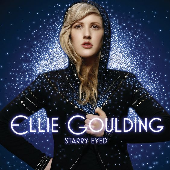 Ellie Goulding – Starry Eyed (single cover art)