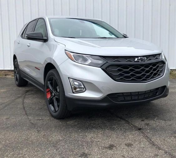 2019 Equinox Is Our Redline Edition Sticker Price On This 2019