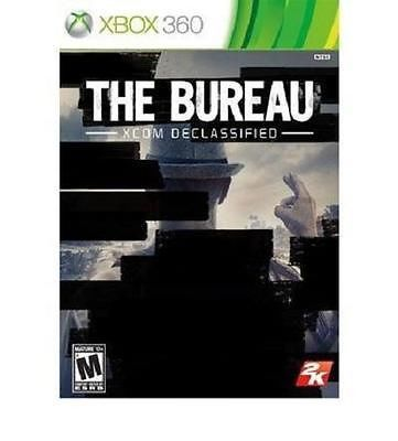 Xbox 360 The Bureau: XCOM Declassified