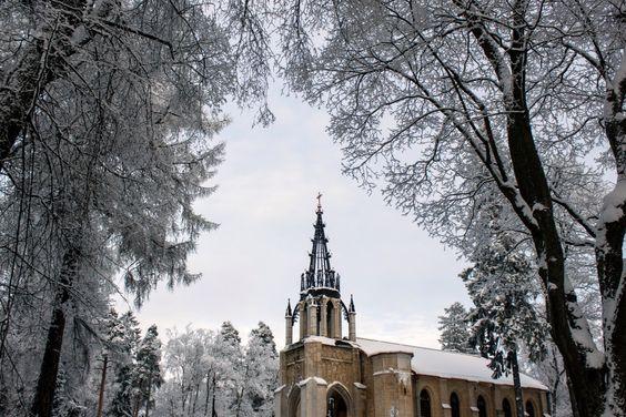 #зима #архитектура #фото #photo #architecture #winter