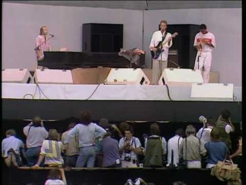 Sting & Phil Collins ☮ Every Breath You Take (Highest Quality) -- July 13, 1985 - At 12:01pm Status Quo started the 'Live Aid' extravaganza, held between Wembley Stadium, London and The JFK Stadium, Philadelphia. The cream of the world's biggest rock stars took part in the worldwide event, raising over 40million pounds. TV pictures beamed to over 1.5bn people in 160 countries made it the biggest live broadcast ever known.