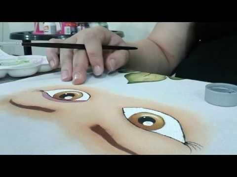 Curso De Pintura Em Tecidos Iniciantes Aula 4 Youtube Cursos