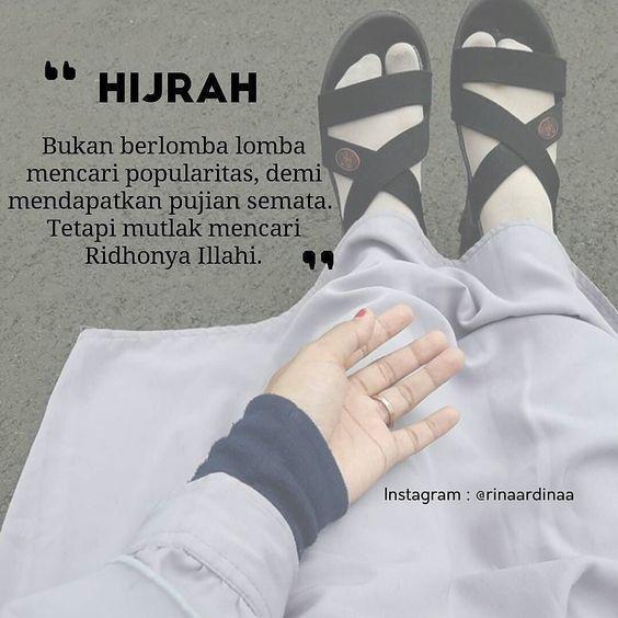 Kata Kata Mutiara Islam Hijrah Motivasi Islam Kata Kata Mutiara