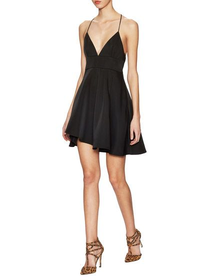 Frey Fitted A-line Dress  by Stylestalker at Gilt