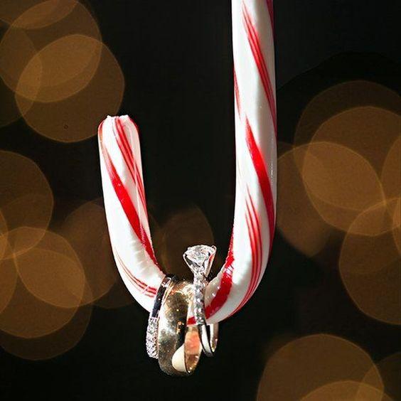 Christmas wedding : portafedi 3