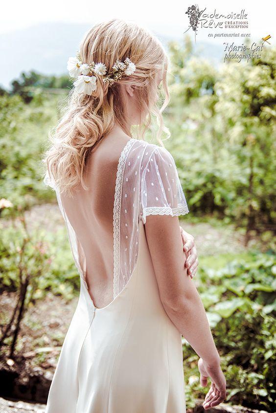 maquillage coiffure de marie lyon amelie gouttenoire partenaire lyon mariagecom - Coiffeuse Maquilleuse Mariage Lyon