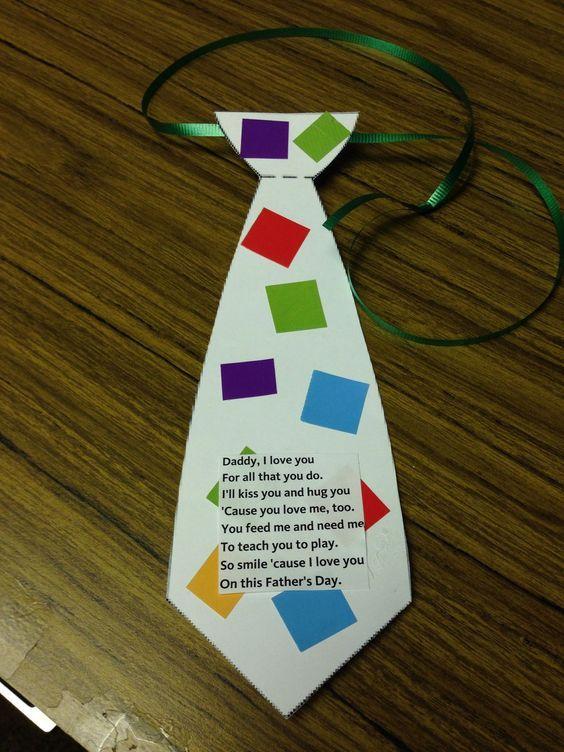 cartão para o dia dos pais dobradura