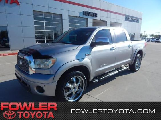 2008 Toyota Tundra for sale in Norman, OK