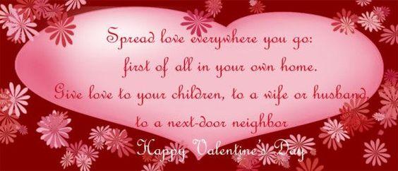 happy valentine love quotes   Love Quotes   Pinterest   Trust