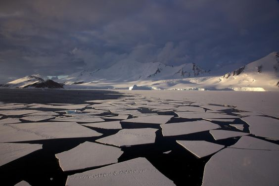 West Antarctic Ice Sheet is Warming Rapidly