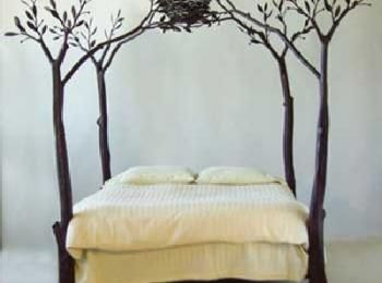 Tree Bed. Sweet dreams