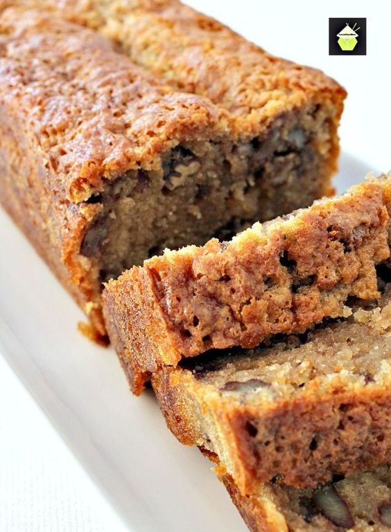 Coffee Pecan Pound Cake Could substitute flour with other nut or ...