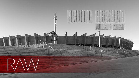 Bruno Arruda - Primeira Classe - RAW - Rota12