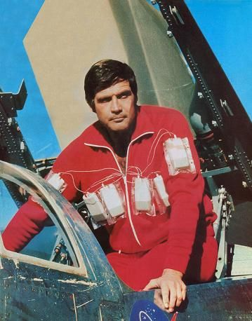 Lee Majors is the one and only true Steve Austin The Six Million Dollar Man