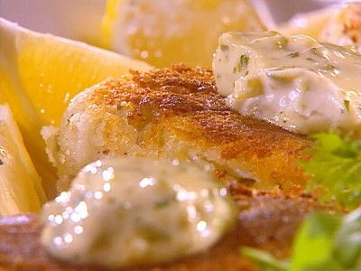 The Ultimate Crab Cakes : Recipes : Cooking Channel | Crab Cakes ...