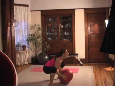 Side to Side Ugi Squat and Press exercise