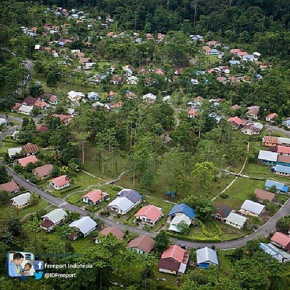 Tata Letak Kota Kuala Kencana