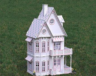 Kit de casa de muñecas victoriana de pan de por JourneyProductions
