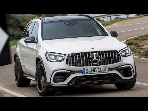 All Cars New Zealand Video 2020 Mercedes Amg Glc 63s 4matic
