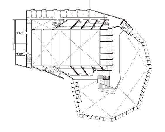 Luxury Village y Mercury Theatre,Planta segundo nivel
