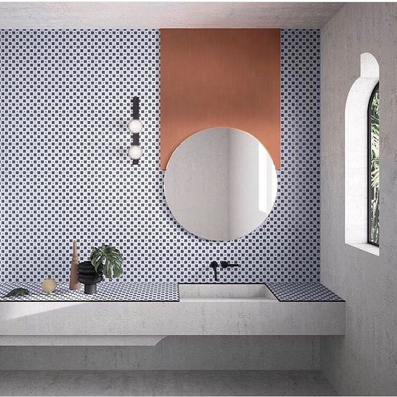 Colorfull bathroom