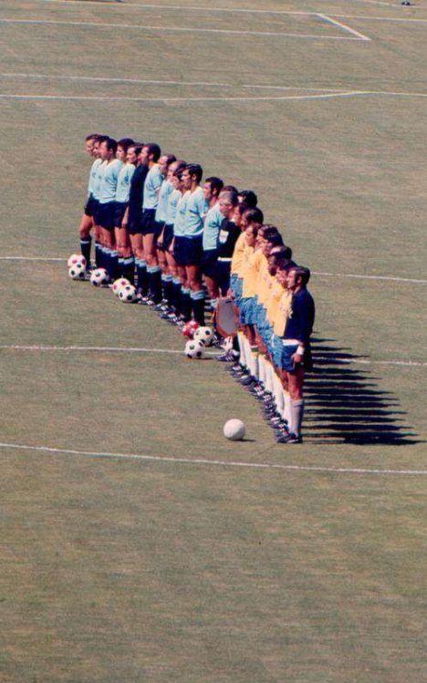 Brasil Uruguay 70