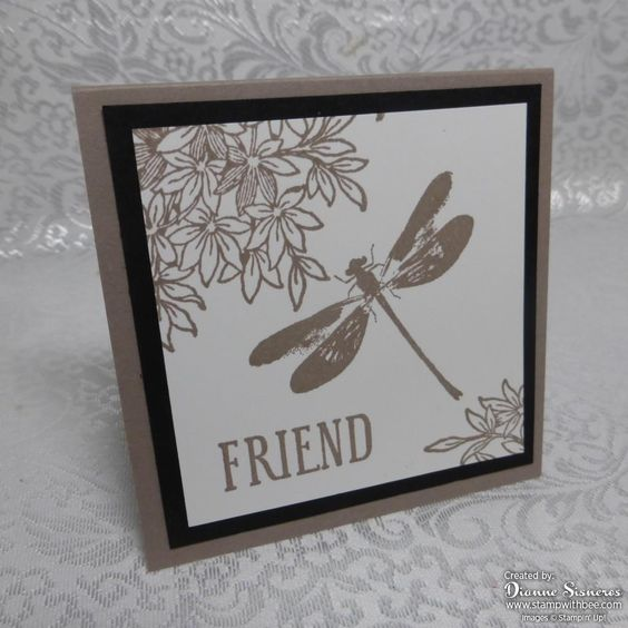 Quick, Easy, Beautiful….. Awesomely Artistic Clear-Mount Stamp Set [139950] $20.00 One Big Meaning Clear-Mount Stamp Set [139420] $19.00 Tip Top Taupe 8-1/2″ X 11″ Cardstock [138336] $7.00 Basic Black 8-1/2″ X 11″ Card Stock [121045] $7.00 Whisper White 8-1/2″ X 11″ Card Stock [100730] $8.50 Tip Top Taupe Classic Stampin' Pad [138325] $6.50 Whisper White … … Continue reading →