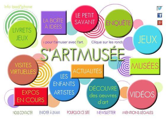 S'artmusée : #musée ludique ou comment découvrir l'art tout en s'amusant http://bit.ly/1QITRBQ