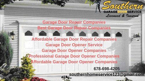 Affordable Garage Door Repair Companies In Woodstock Ga Affordable Garage Doors Garage Door Repair Garage Door Installation