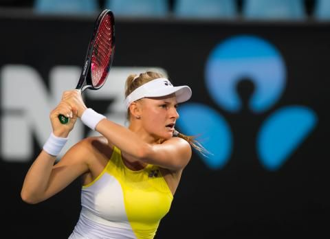 It S A Dream Come True From Fan To Foe Dayana Yastremska Readies For Serena Showdown Wta Tennis It S A Dr How To Make Shorts Eugenie Bouchard Wta Tennis