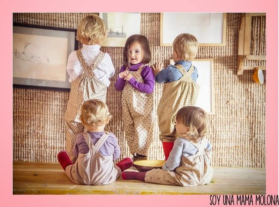Tirabeque: petos infantiles