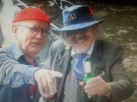 Bennie Jolink Normaal En Harry Slinger Drukwerk Dopen Hun Boten Youtube Slinger Doop Boten