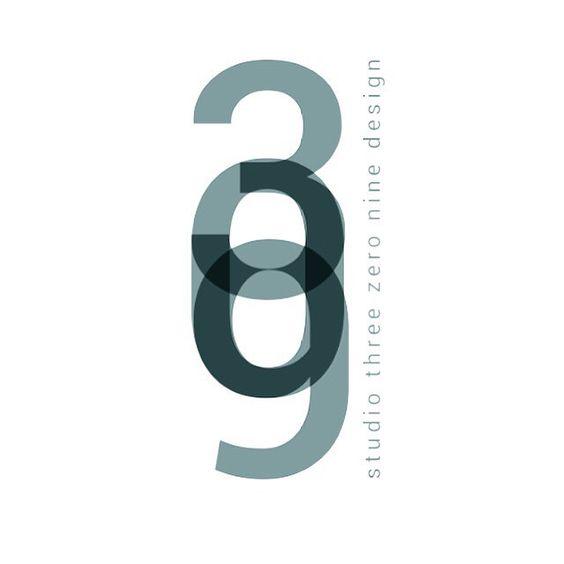 Studiothreezeronine  #graphic design #branding #studio309design #studiothreezeronine