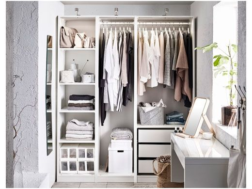 Ikea Caisson Dressing Idees