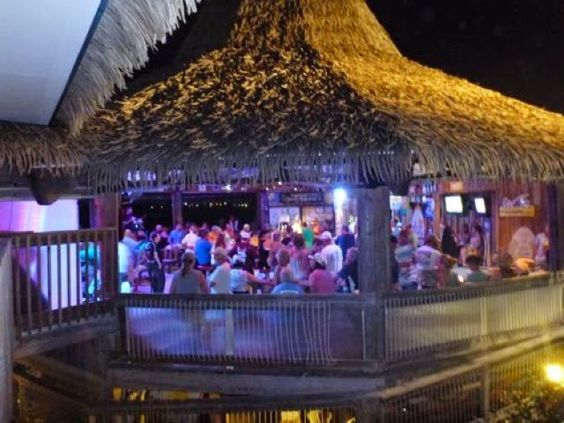 Juans Pagoda in Navarre Beach Florida! Good times here!