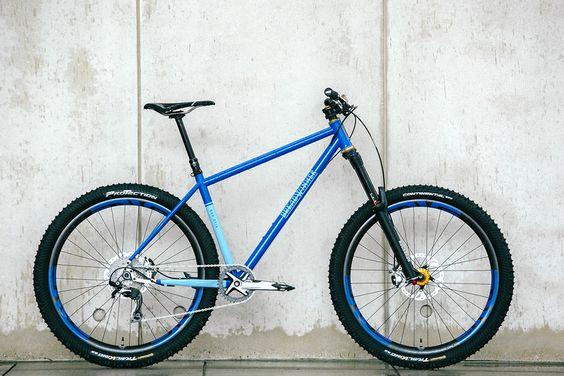 2014 Nahbs Breadwinner Bad Otis 27 5 Mtb Montain Bike Mtb