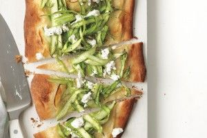 Asparagus-and-Potato Flatbread