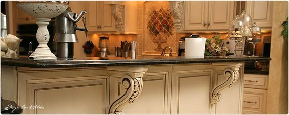 Corbels kitchen cabinets google search kitchen remodel pinterest