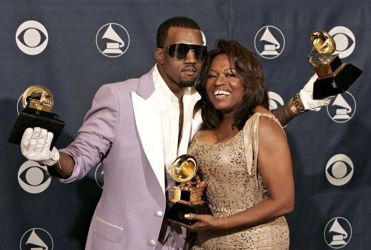 Kanye West Pays Tribute To Late Mother Donda In First Live Streamed Church Service Kanye West Kanye West Songs Mothers Death