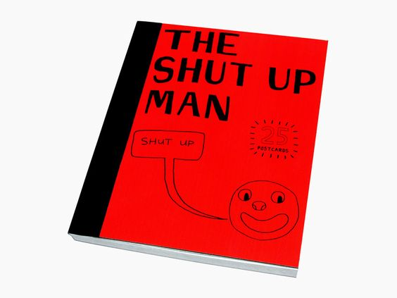 Ian Stevenson - The Shut up Man