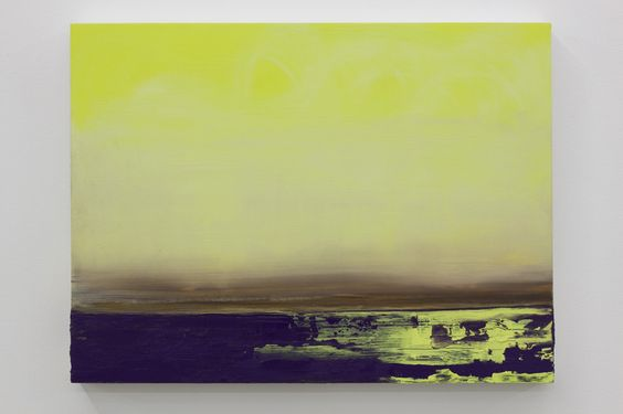 "Whitney Bedford, ""Untitled (Yellow Swell)"", 2011"