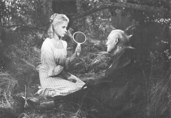 Símbolos (espelhos) > Morangos Silvestres (Ingmar Bergman, 1957)