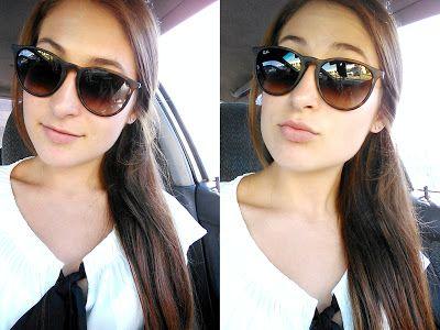 Erika Rayban Sunnies Zoso Lights Pinterest Ray Bans