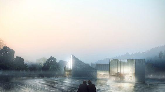 Feng Shui für Chinas Elite - Clubhaus von schmidt hammer lassen