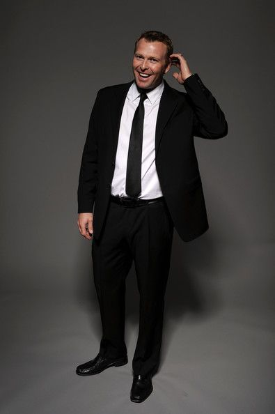Martin Brodeur...never anything better than hockey players in suits...