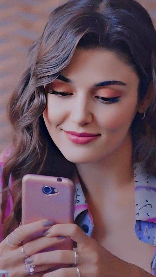 Hande Ercel Cute Beauty Turkish Women Beautiful Prity Girl